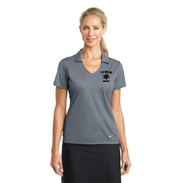 T1D Ninjas - Nike Golf Ladies Dri-FIT Vertical Mesh Polo. 637165