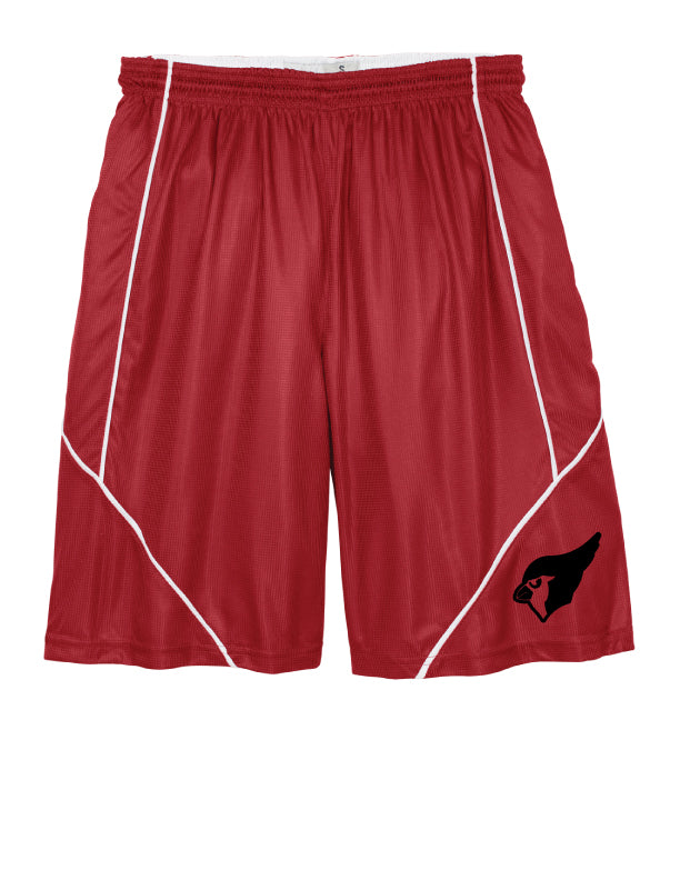 Cardinals - Sport-Tek® PosiCharge® Mesh Reversible Spliced Short Men's