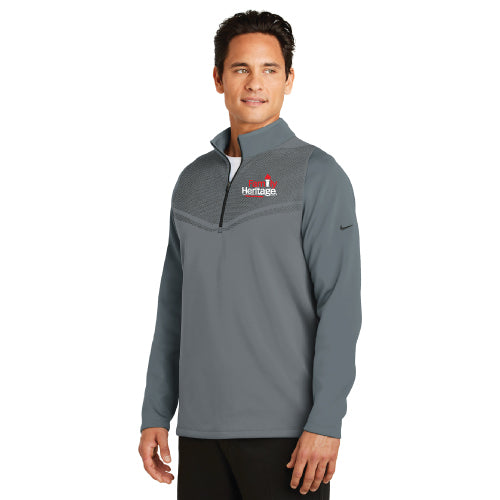 Family Heritage - Nike Therma-FIT Hypervis 1/2-Zip Cover-Up