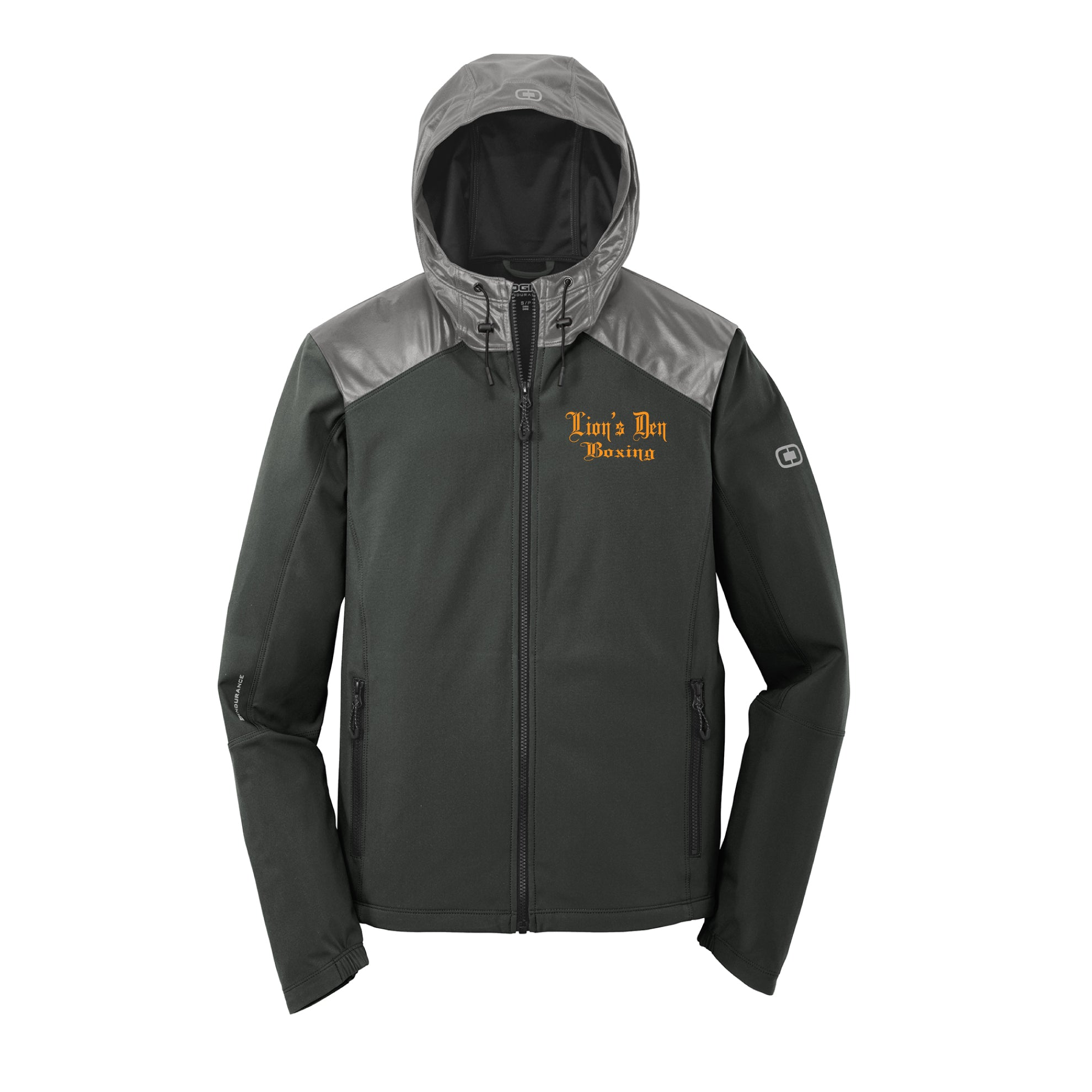 Lion's Den Boxing - OGIO® ENDURANCE Liquid Jacket - Embroidered