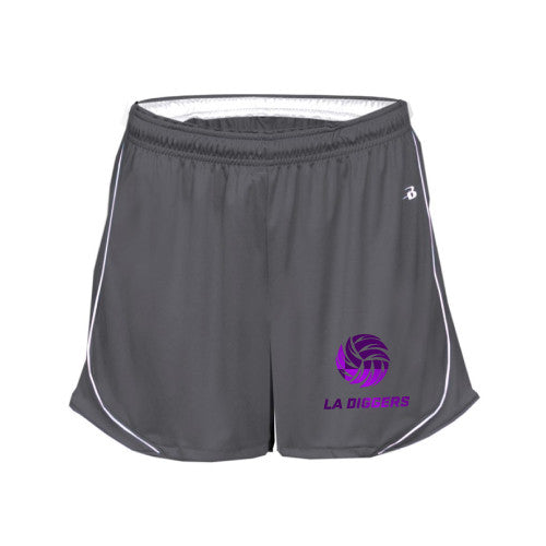 Diggers Ladies Pacer Shorts - 4118