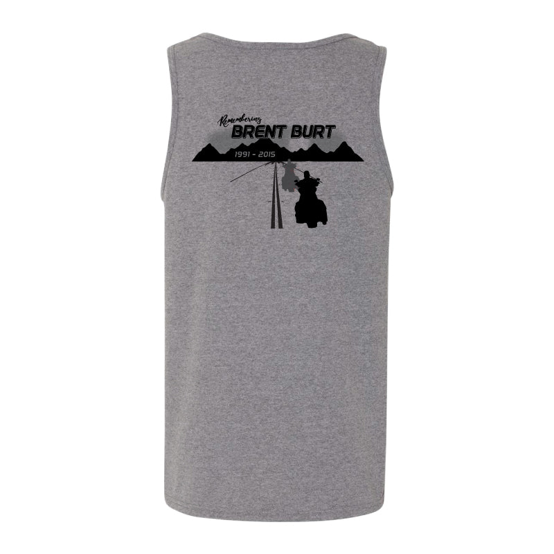 One Last Ride - Gildan® Heavy Cotton™ Tank Top