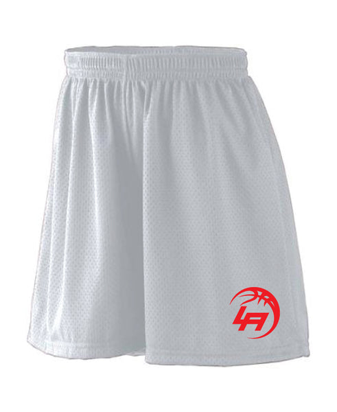 CLEARANCE - Ladies Tricot Mesh Shorts