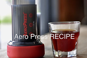 Aero Press Go Brew Guide