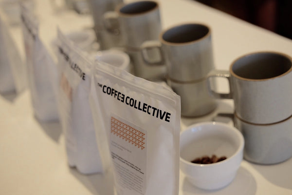 Klaus Thomsen from The Coffee Collective トークショー