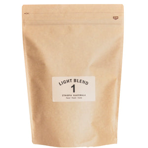 Light Blend subscription