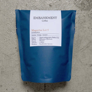 【NEW】Magarrisa Lot 5  /  ETHIOPIA マガリサ《LIGHT ROAST》