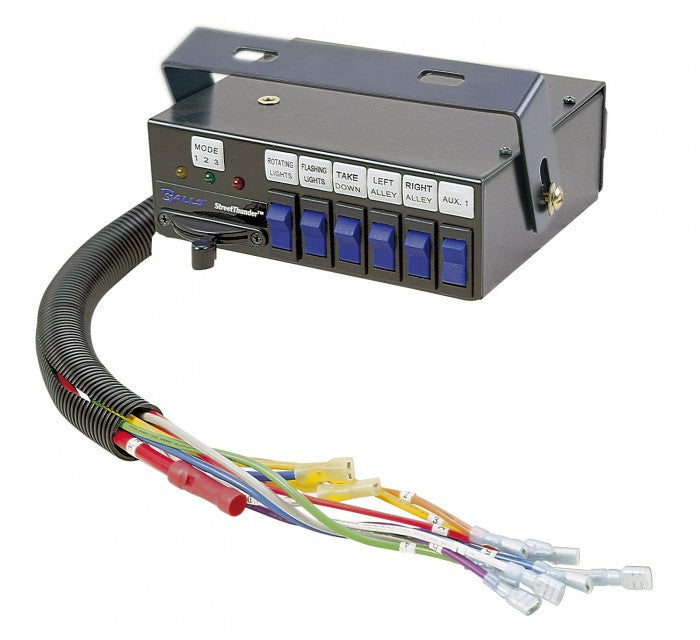 Universal 9 Switch Control Panel - Interstate Signal