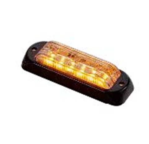 Accela™ 6 LED Warning Light