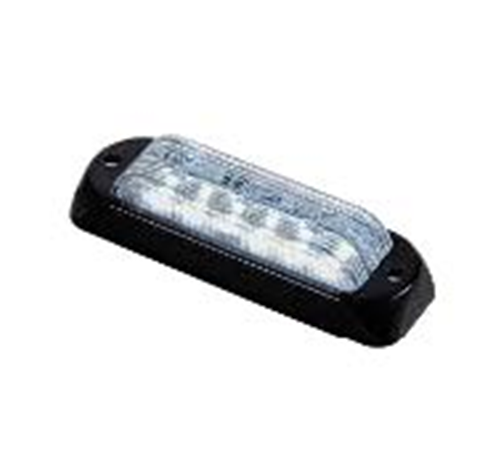 Accela™ 8 LED Dual Color Warning Light - Interstate Signal