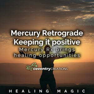 Mercury Rx Brings Healing Opportunities - by Patty Shaw
