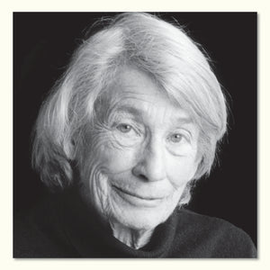 Mary Oliver - by Aditi Muir