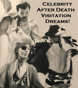 THE DREAM DETECTIVE PODCAST: CELEBRITY AFTER DEATH COMMUNICATION DREAMS BY MIMI PETTIBONE