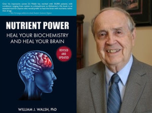 THE DREAM DETECTIVE PODCAST: NUTRIENT POWER WITH DR. WILLIAM WALSH
