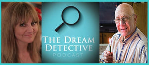 The Dream Detective podcast Interview with Dr. Bernie Siegel on Past Lives, Dreams, Art Therapy, and Healing - by Mimi Pettibone