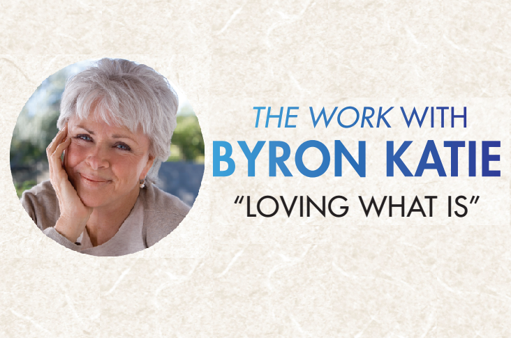 Byron Katie Interview with Sunny in Seattle Radio Show