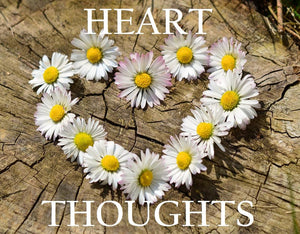 Heart Thoughts: Living Outside of Time