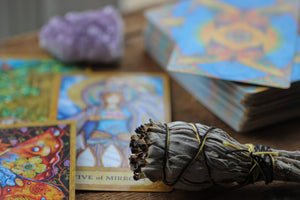 Be a Tarot Renegade - by Mary Lee Labay