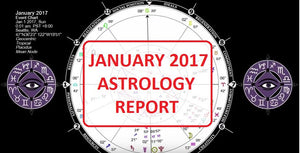Astrology Report & Horoscope for January 2017 by Ray Couture