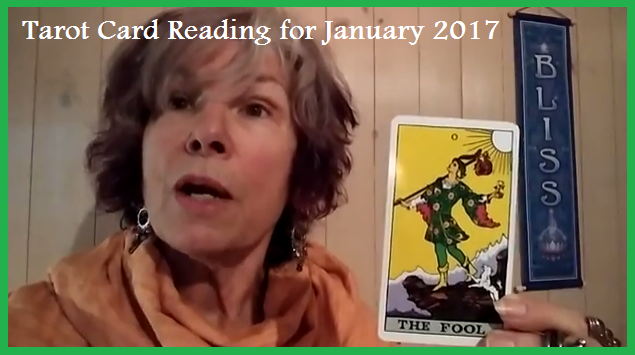 Tarot Card Reading for January 2017 & New Year