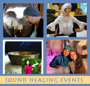 Sound Healing Events