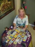 Psychic Tarot Readings with Lori Crawford at East West Bookshop