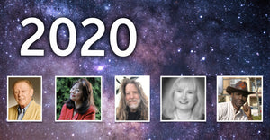 January 04, 2020 - Saturday 5-8pm - 2020 Astrological Outlook - with East West Bookshop Panel of Astrologers