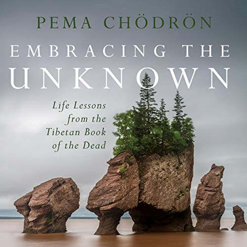 Embracing The Unknown: Life Lessons From The Tibetan Book Of by Pema Chodron