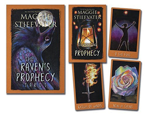 Ravens Prophecy Tarot by Maggie Stiefvater