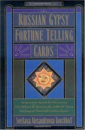 Russian Gypsy Fortune Telling Cards by S Touchkoff