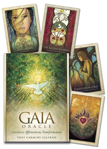Gaia Oracle Deck by Toni Salerno