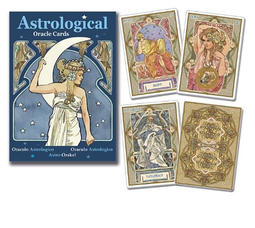 Astrological Oracle Cards by Lo Scarabeo