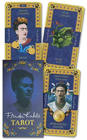 Frida Kahlo Deck by Llewellyn