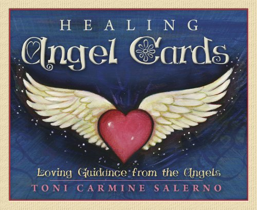 Healing Angel Cards by Toni Salerno