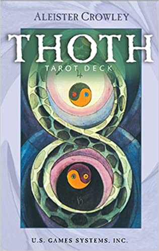 Crowley Thoth Premier E by Aleister Crowley