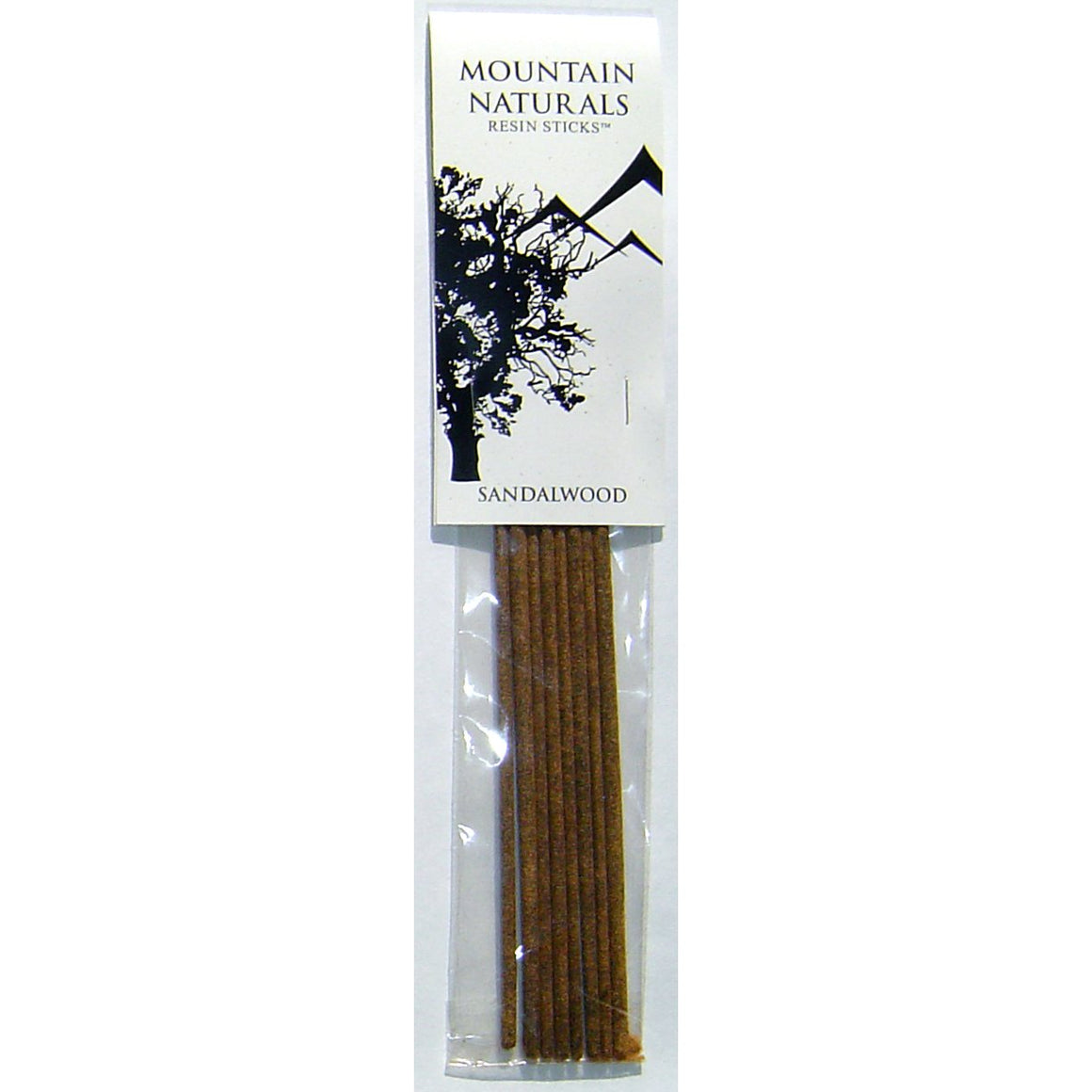 Mtn Nat Sandalwood Resin Incense