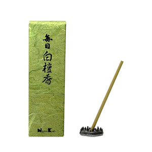 High Quality Mainichi Byakudan Sandalwood Incense