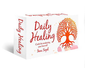 Daily Healing Cards Cards For Awakening Your Best Self