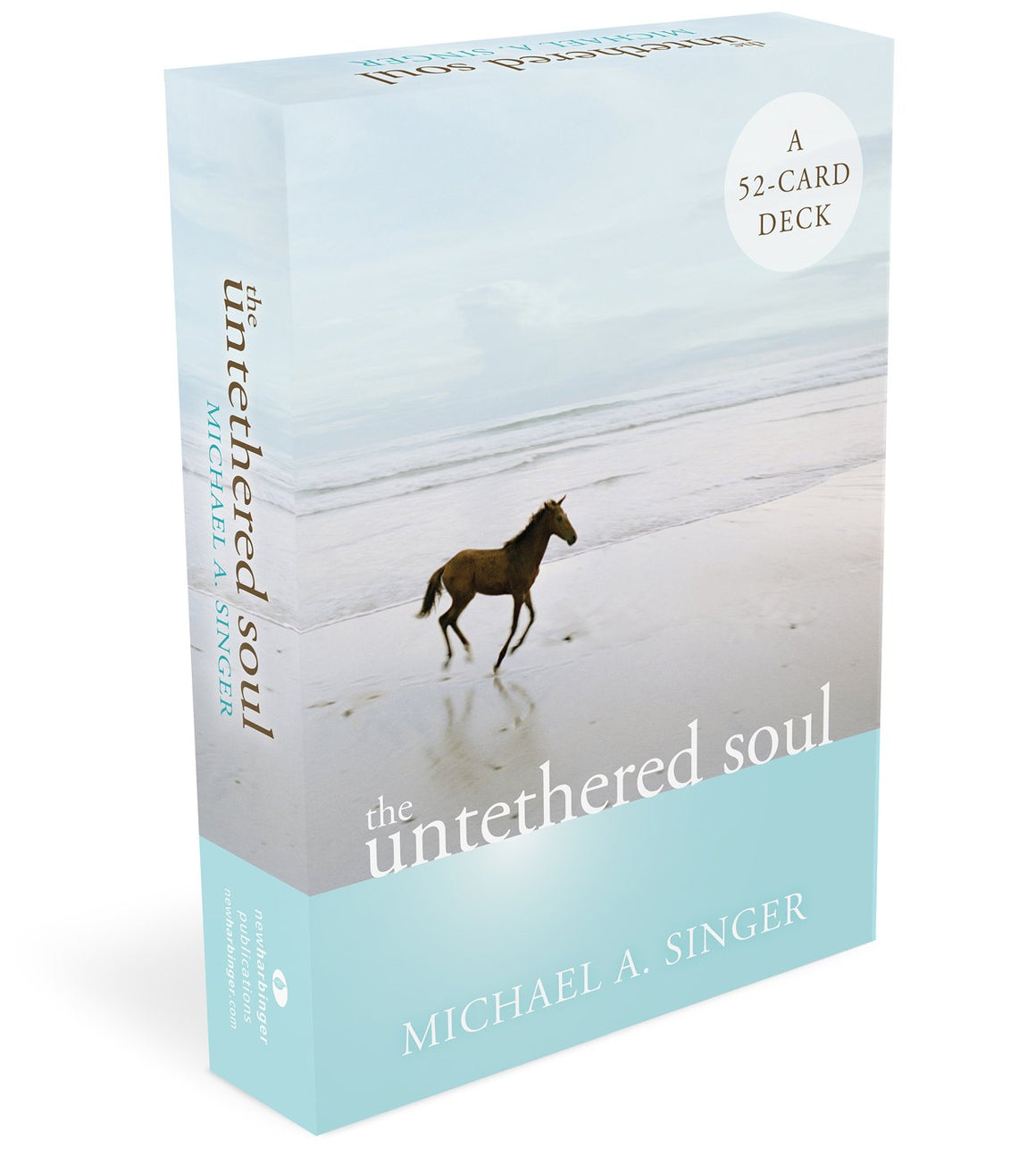 Untethered Soul Deck by Michael A Singer