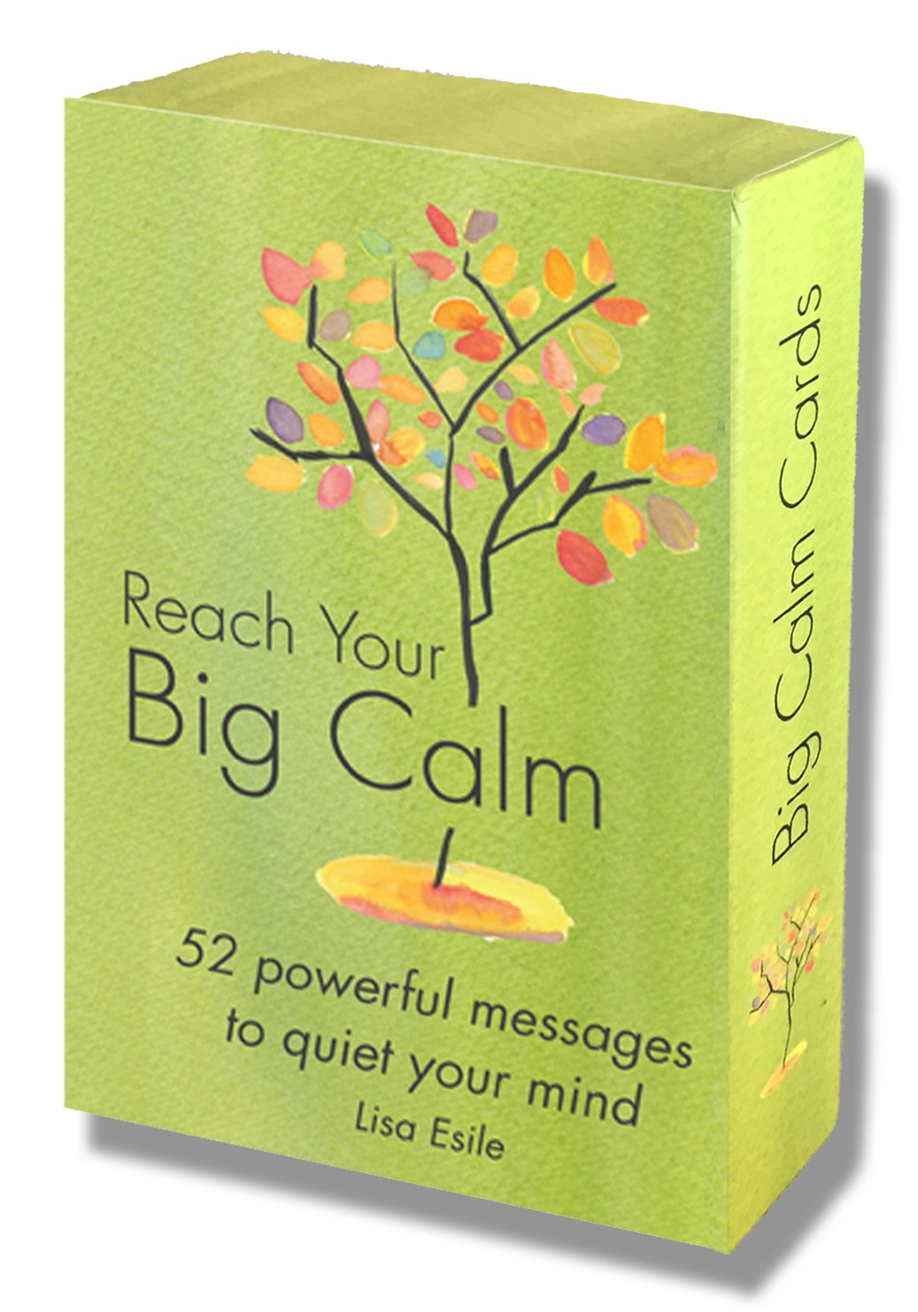 Reach Your Big Calm Deck by Lisa Esile