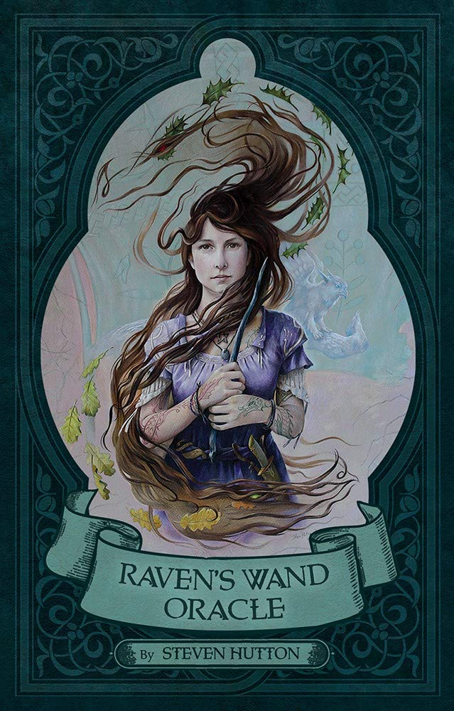 Ravens Wand Oracle by Steven Hutton