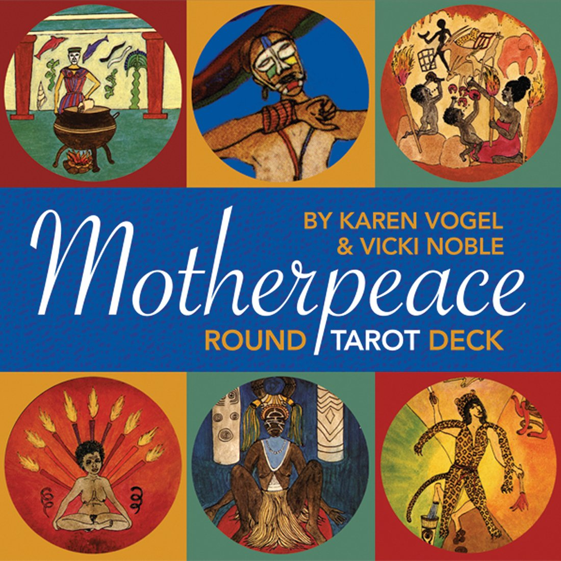Motherpeace Tarot Deck by V Noble