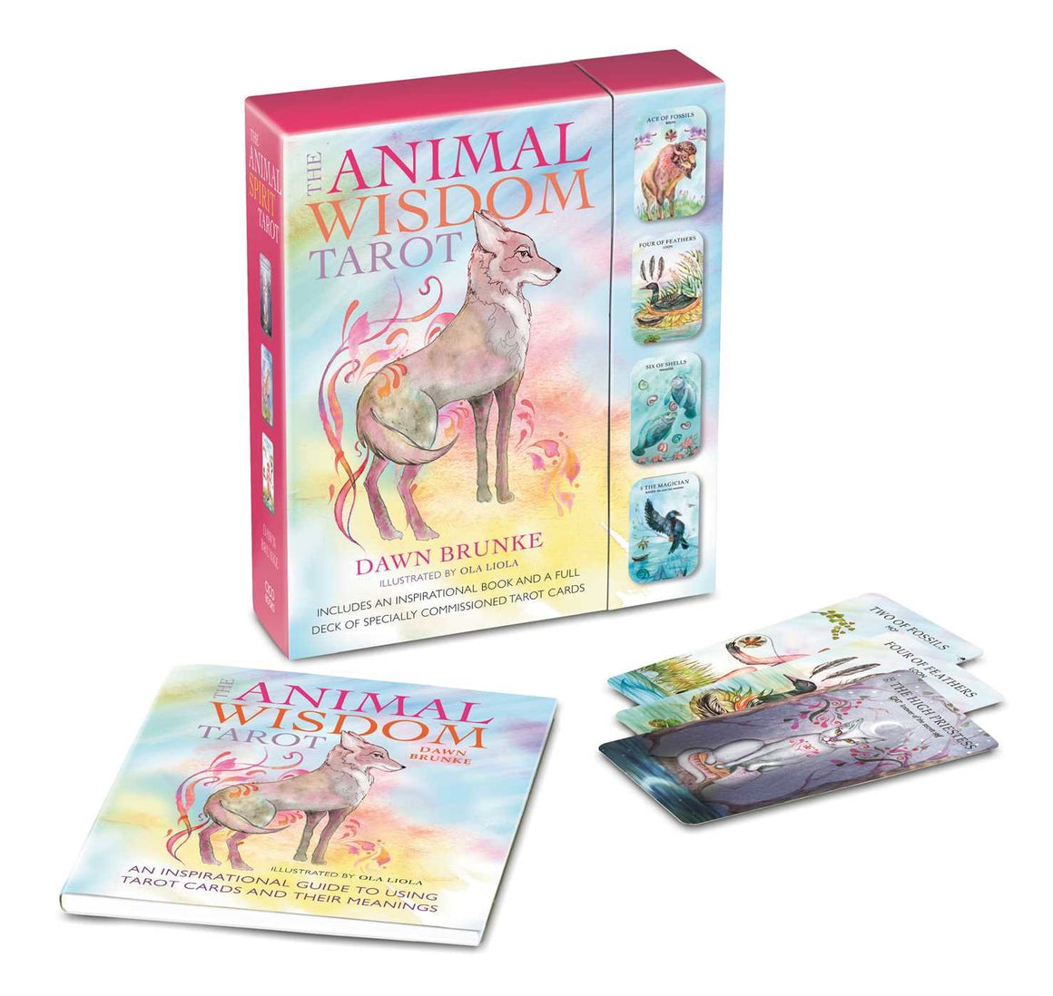 Animal Wisdom Tarot by Dawn Brunke