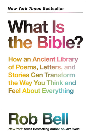 What Is The Bible How An Ancient Library Of Poems Letters