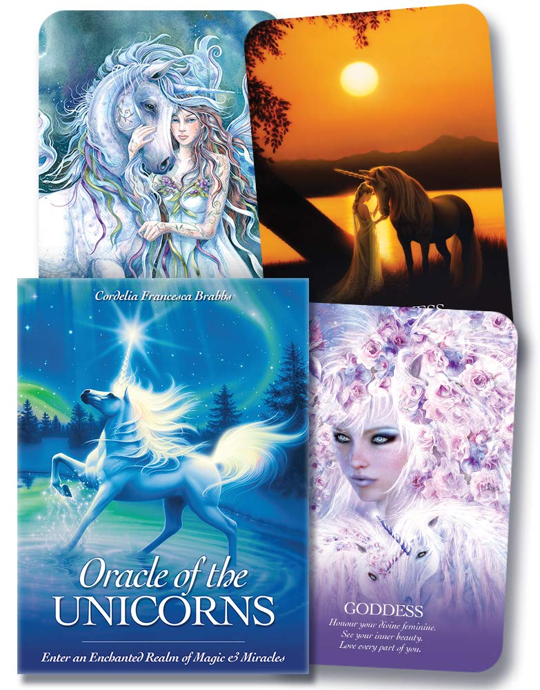 Oracle Of The Unicorns: Enter An Enchanted Realm Of Magic An by Cordelia Francesca Brabbs