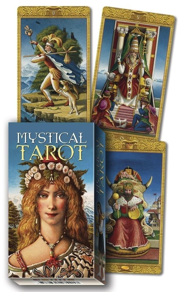 Mystical Tarot Deck by Luigi Costa