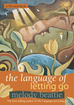 Language Of Letting Go50Pk by Melody Beattie