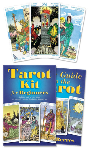 Tarot Kit For Beginners by J Berres