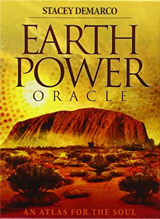 Earth Power Oracle Cards Wbook by Stacey Demarco