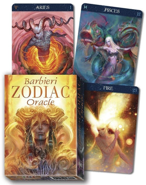 Barbieri Zodiac Oracle by Paolo Barbieri